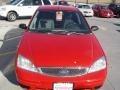 2005 Infra-Red Ford Focus ZX4 SE Sedan  photo #17