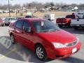 2005 Infra-Red Ford Focus ZX4 SE Sedan  photo #19