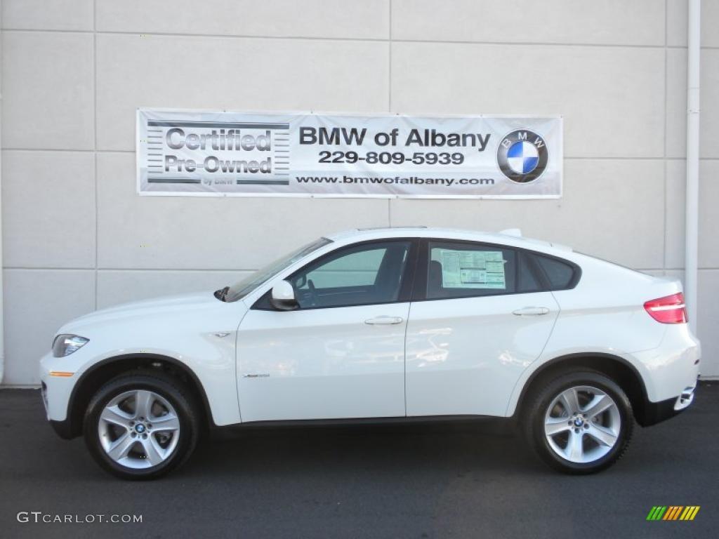 2010 Alpine White BMW X6 ActiveHybrid #27449305   GTCarLot.com - Car ...