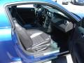 2007 Vista Blue Metallic Ford Mustang Shelby GT500 Coupe  photo #32