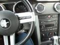 2006 Tungsten Grey Metallic Ford Mustang V6 Premium Convertible  photo #3