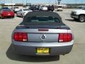 2006 Tungsten Grey Metallic Ford Mustang V6 Premium Convertible  photo #4