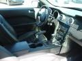 2007 Vista Blue Metallic Ford Mustang Shelby GT500 Coupe  photo #33