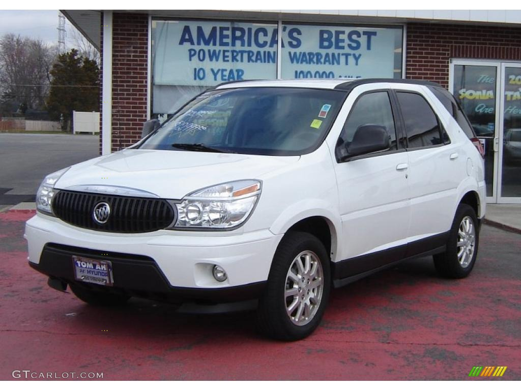 2006 frost white buick rendezvous cx 27499029 gtcarlot. Cars Review. Best American Auto & Cars Review