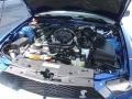 2007 Vista Blue Metallic Ford Mustang Shelby GT500 Coupe  photo #34
