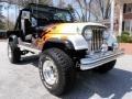 Black/Flames - CJ CJ8 Scrambler 4x4 Photo No. 13
