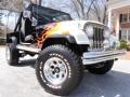 Black/Flames - CJ CJ8 Scrambler 4x4 Photo No. 15