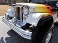 Black/Flames - CJ CJ8 Scrambler 4x4 Photo No. 17