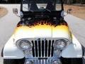 Black/Flames - CJ CJ8 Scrambler 4x4 Photo No. 18