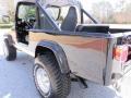 Black/Flames - CJ CJ8 Scrambler 4x4 Photo No. 26
