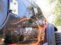 Black/Flames - CJ CJ8 Scrambler 4x4 Photo No. 39