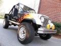 Black/Flames - CJ CJ8 Scrambler 4x4 Photo No. 56