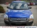 Smart Blue - Sportage LX V6 4WD Photo No. 3