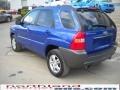 Smart Blue - Sportage LX V6 4WD Photo No. 8