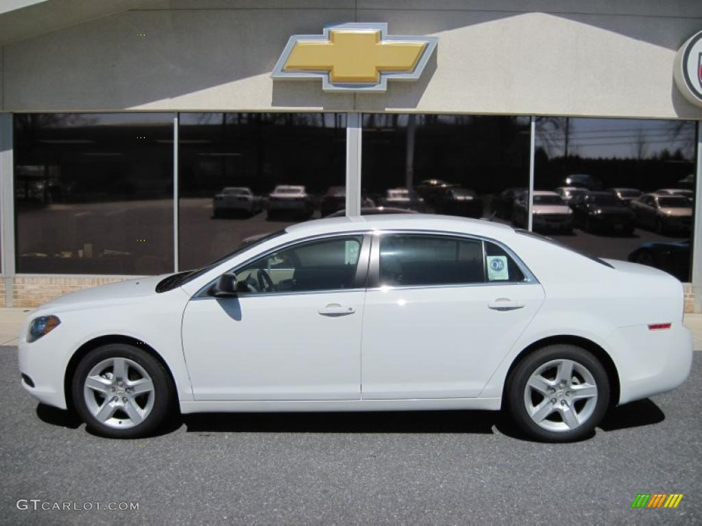 chevy malibu white - photo #14