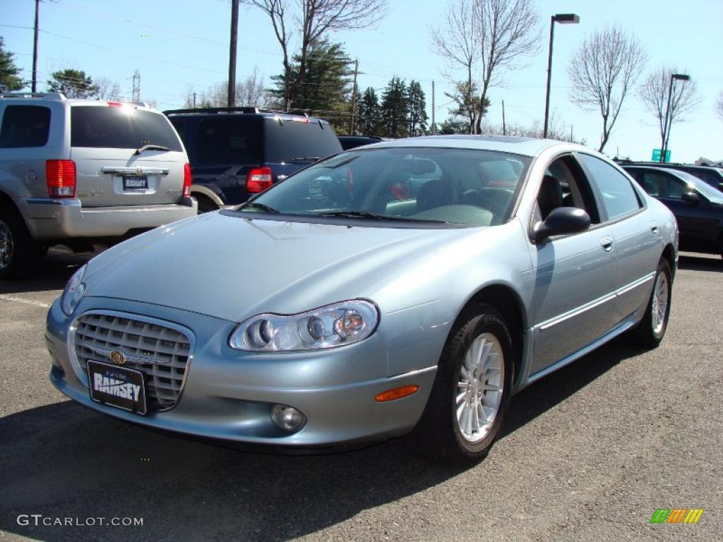 2004 chrysler concorde lxi butane blue pearl color dark slate gray. Cars Review. Best American Auto & Cars Review