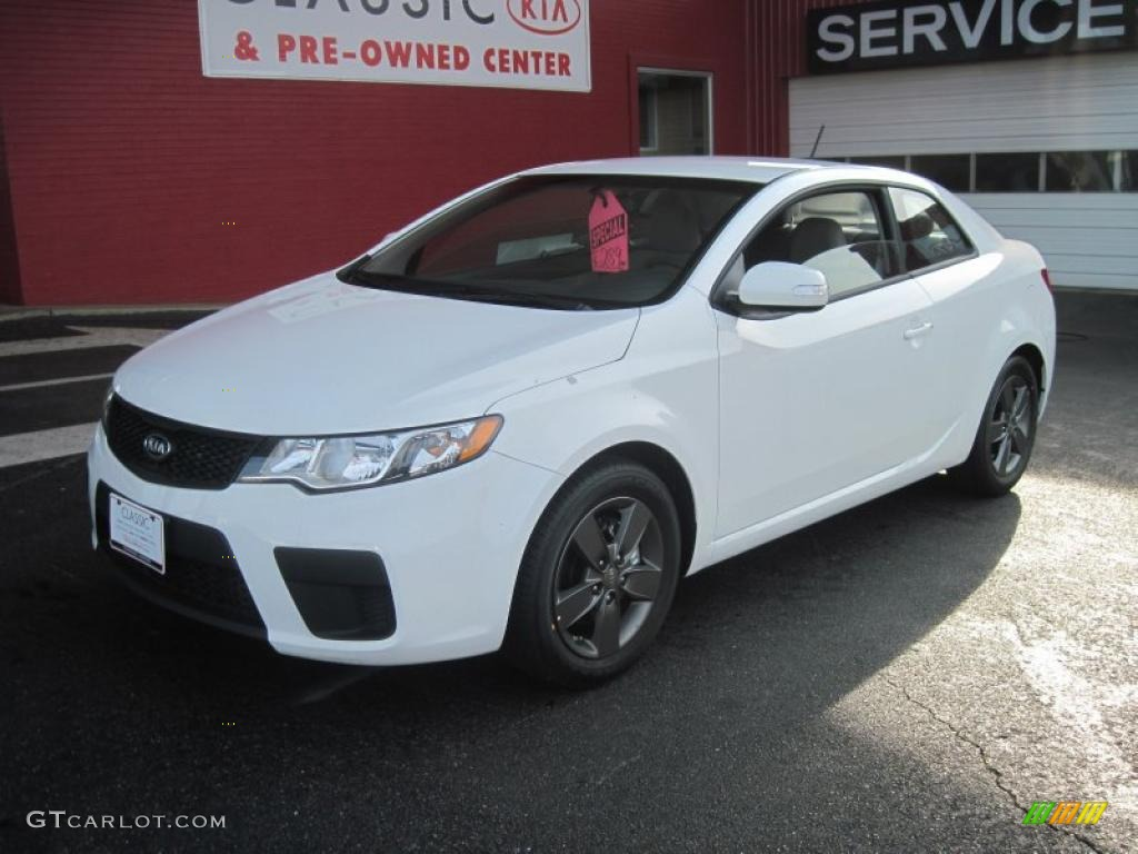 2010 clear white kia forte koup ex 27544602 gtcarlot. Black Bedroom Furniture Sets. Home Design Ideas