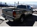 2002 Light Pewter Metallic Chevrolet Silverado 1500 LT Extended Cab 4x4  photo #4
