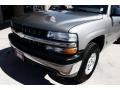 2002 Light Pewter Metallic Chevrolet Silverado 1500 LT Extended Cab 4x4  photo #15