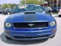 2007 Vista Blue Metallic Ford Mustang V6 Premium Coupe  photo #8