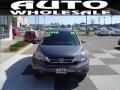 2010 Polished Metal Metallic Honda CR-V EX-L AWD  photo #2
