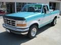 Bright Calypso Green Metallic 1994 Ford F150 Gallery
