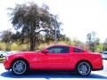 2011 Race Red Ford Mustang GT Premium Coupe  photo #2