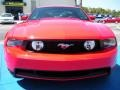 2011 Race Red Ford Mustang GT Premium Coupe  photo #8