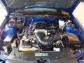 2007 Vista Blue Metallic Ford Mustang GT Premium Convertible  photo #22