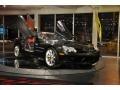 Crystal Cassiterite Black Metallic - SLR McLaren Roadster Photo No. 18