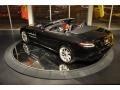 Crystal Cassiterite Black Metallic - SLR McLaren Roadster Photo No. 33