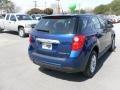 2010 Navy Blue Metallic Chevrolet Equinox LS  photo #3