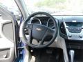 2010 Navy Blue Metallic Chevrolet Equinox LS  photo #13