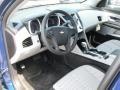 2010 Navy Blue Metallic Chevrolet Equinox LS  photo #23