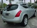 2007 Brilliant Silver Metallic Nissan Murano SL  photo #3