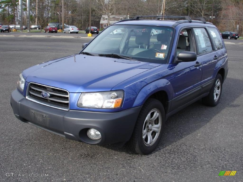 2004 pacifica blue pearl subaru forester 2 5 x 27625091 car color galleries. Black Bedroom Furniture Sets. Home Design Ideas