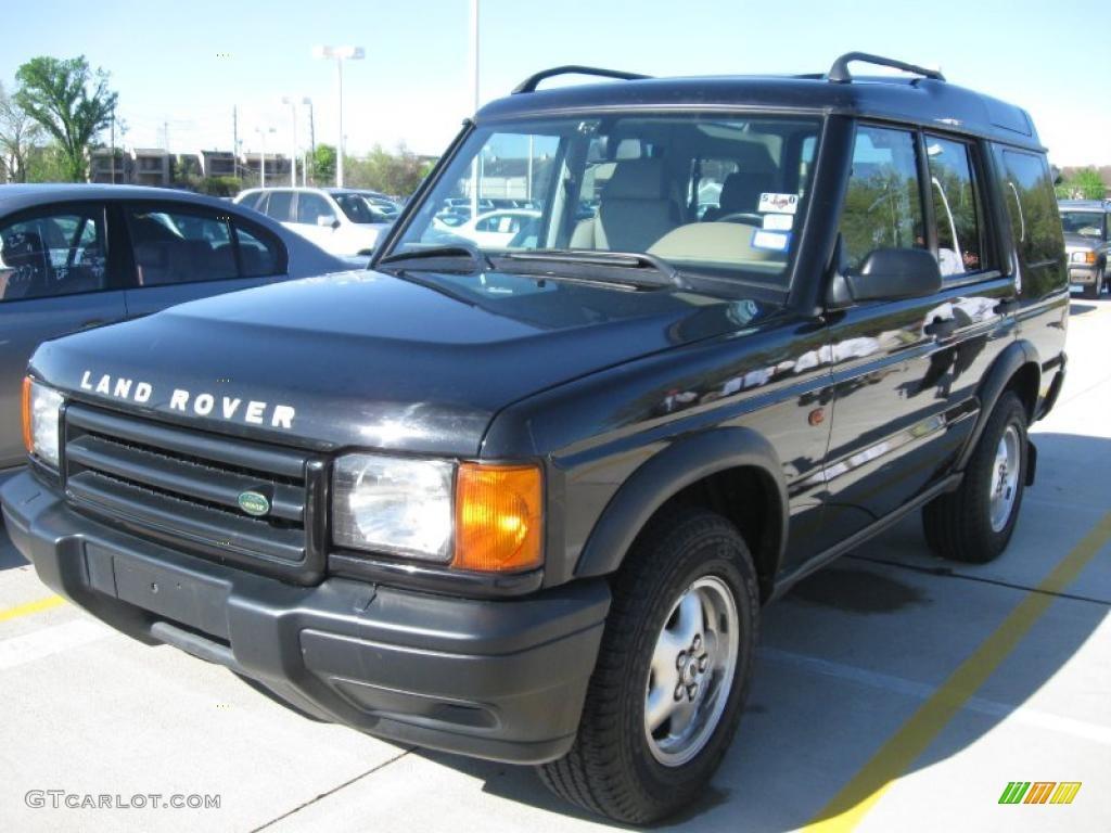 2001 java black land rover discovery ii se 27625805 car color galleries. Black Bedroom Furniture Sets. Home Design Ideas