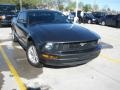 2007 Alloy Metallic Ford Mustang V6 Deluxe Coupe  photo #5