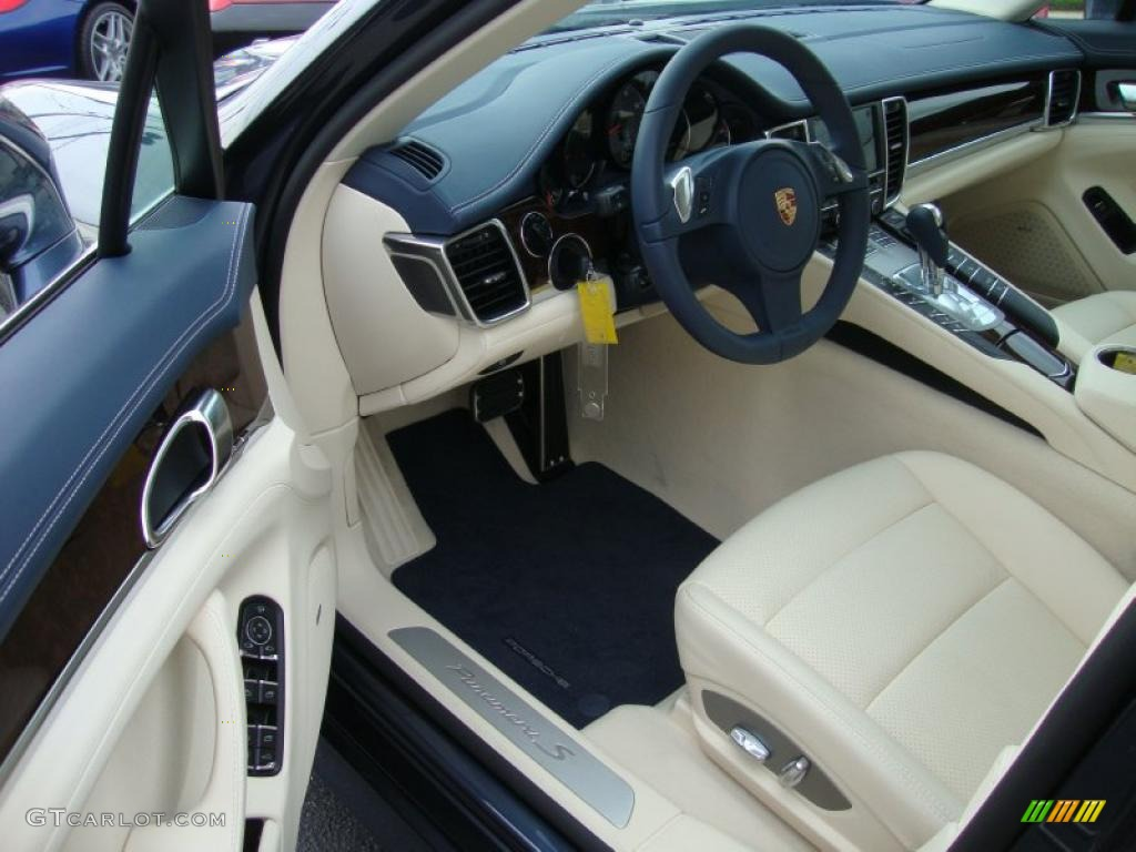 2010 Yachting Blue Metallic Porsche Panamera S 27625006