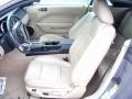 2007 Tungsten Grey Metallic Ford Mustang V6 Premium Convertible  photo #4