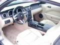 2007 Tungsten Grey Metallic Ford Mustang V6 Premium Convertible  photo #11