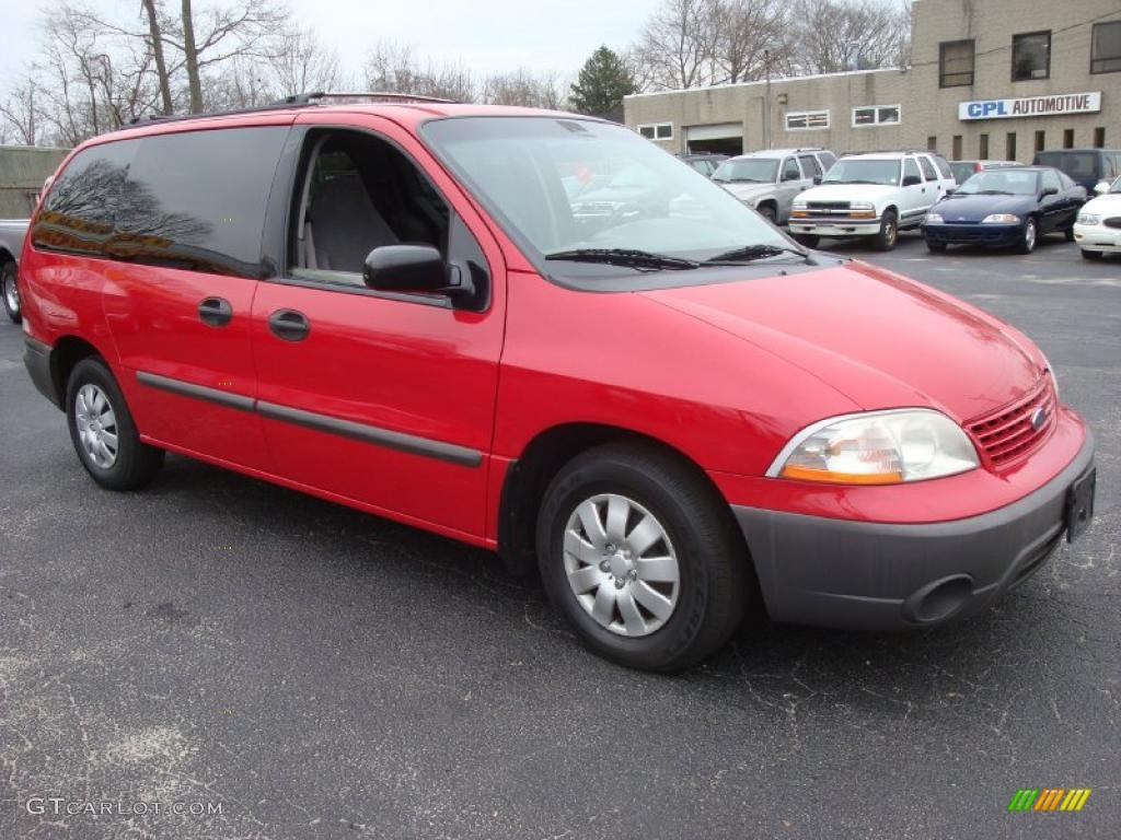 2001 ford windstar red 200 interior and exterior images. Black Bedroom Furniture Sets. Home Design Ideas
