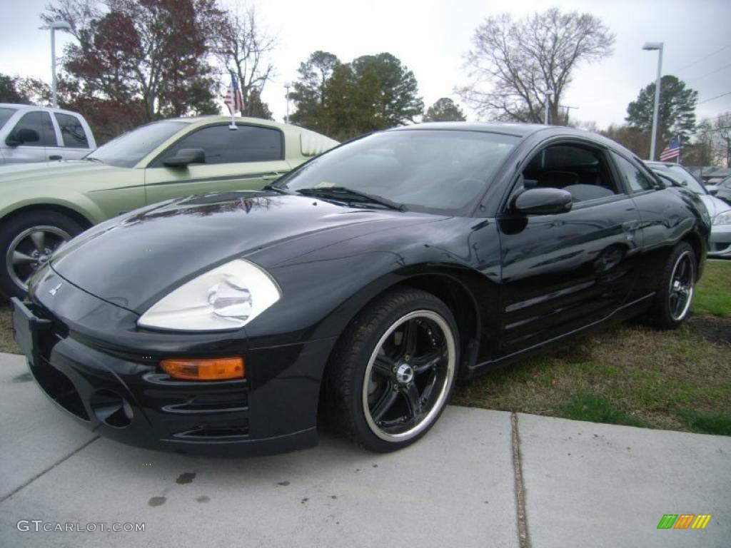 2005 kalapana black mitsubishi eclipse gs coupe 27625878. Black Bedroom Furniture Sets. Home Design Ideas