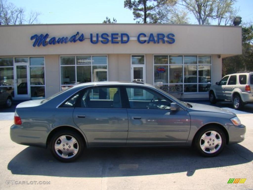 2003 Phantom Gray Pearl Toyota Avalon Xls 27625634