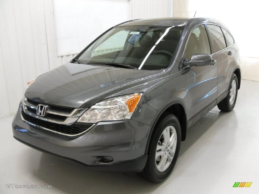Polished Metal Metallic Honda CR-V