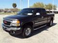 Carbon Metallic 2004 GMC Sierra 2500HD Gallery