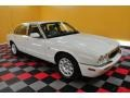 2000 Spindrift White Jaguar XJ XJ8 #27713731