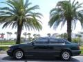 Oxford Green Metallic 1998 BMW 5 Series 528i Sedan