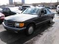 Black 1991 Mercedes-Benz S Class 560 SEC Coupe