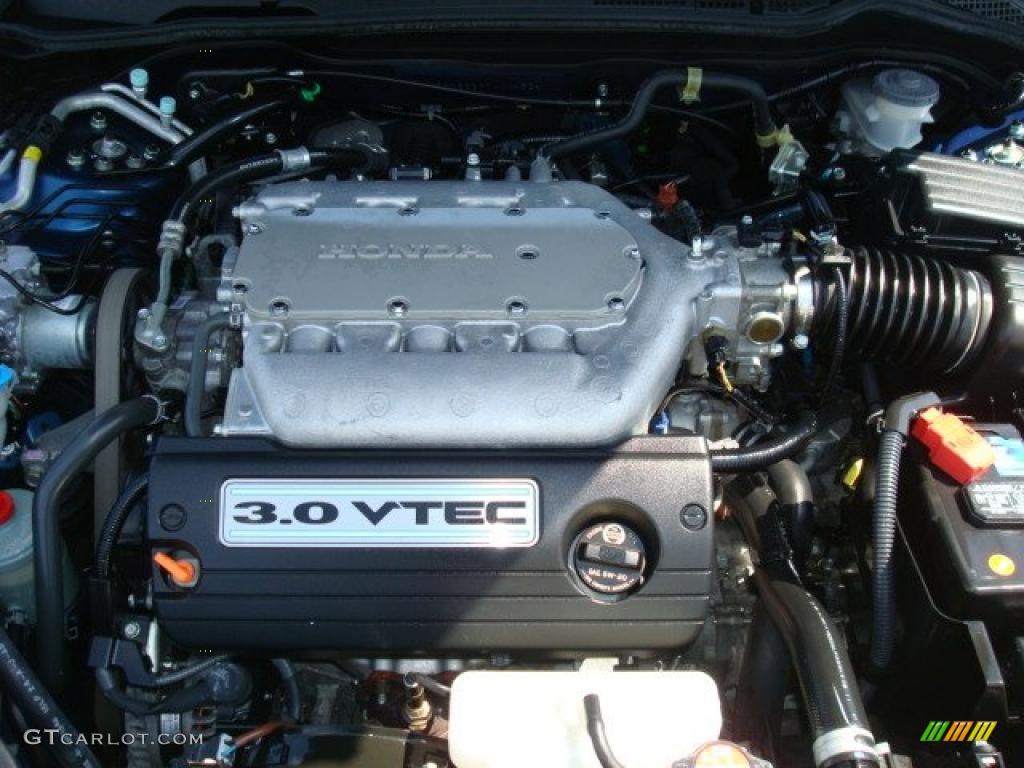 2007 Honda Accord Ex V6 Coupe 3 0 Liter Sohc 24 Valve Vtec V6 Engine Photo 27815365 Gtcarlot Com